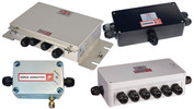 Junction Boxes, Surge Arrestors etc.