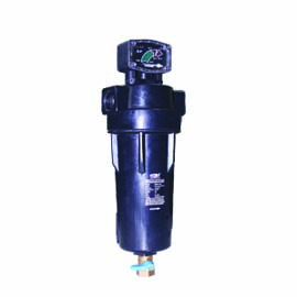 MOISTURE SEPARATORS WITH REPLACEABLE ELE