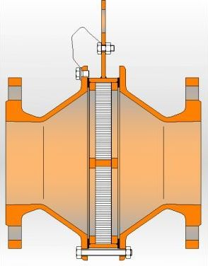 Deflagrations Flame Arrester