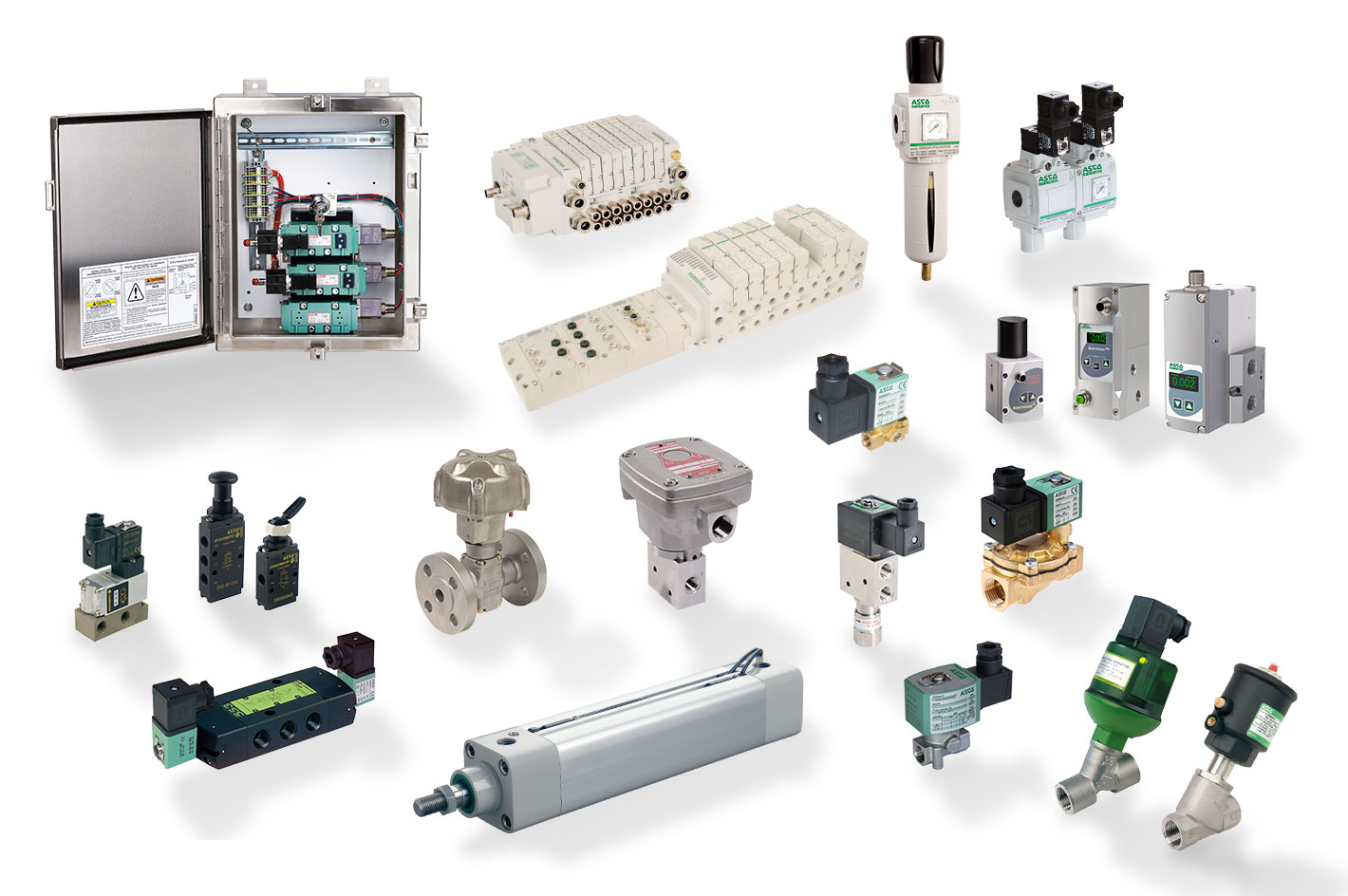 Fluid Control, Motion Control & Pneumatic Systems.